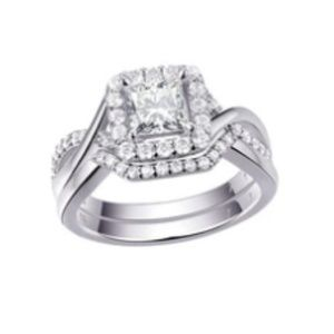 Jewelry - CERTIFIED Engagement Diamomd Rings